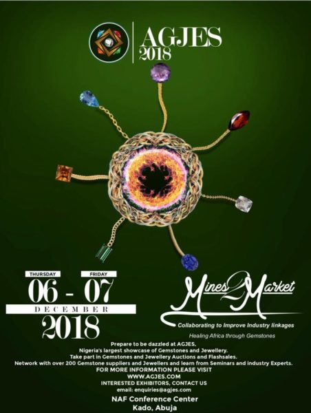 2018African Gems & Jewelry Exhibition and Seminar