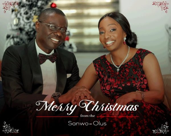 The Sanwo-Olu Family