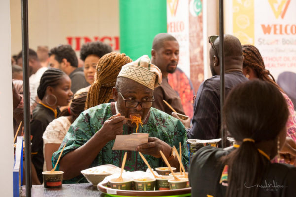 Indomie Relish Launch in Abuja