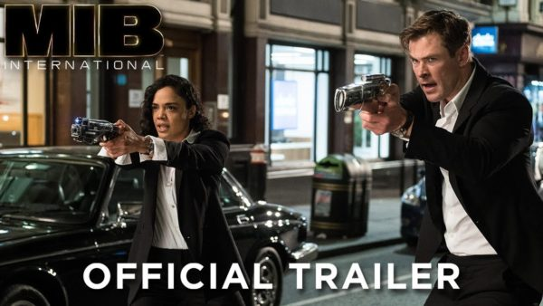 "The New ""Men In Black"" has us Pumped! 