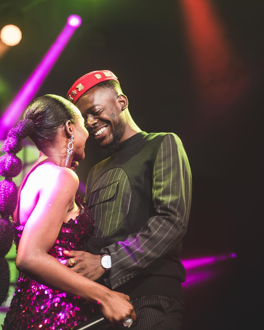 BN Sweet Spot: This Video of Adekunle Gold & Simi dancing at their Traditional Wedding is our Fave for Today
