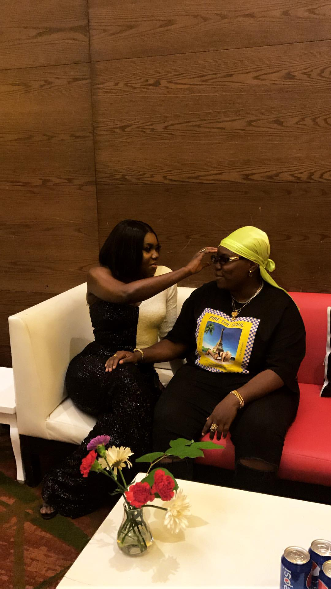 Image result for teni and niniola