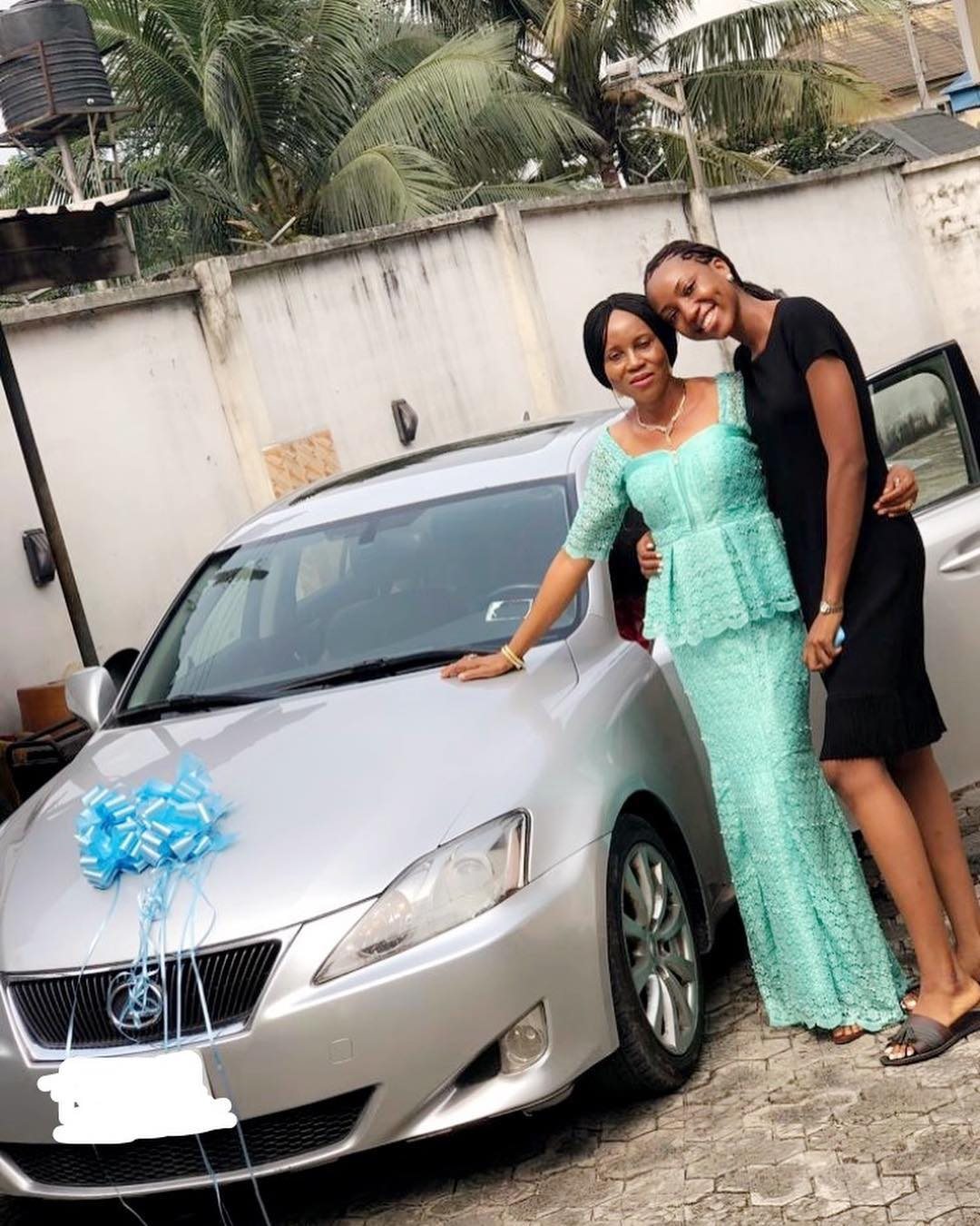 MBGN 2018 Anita Ukah Gifted Her Mum a Car