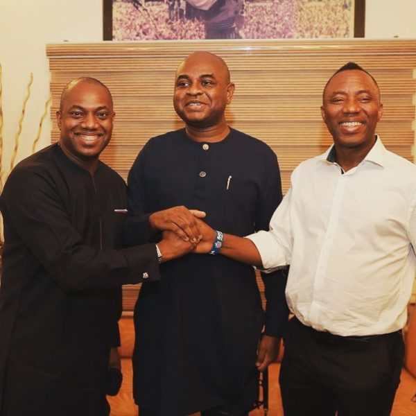 Fela Durotoye urges Moghalu & Sowore to Form Coalition | BellaNaija