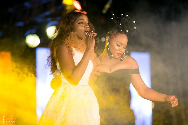 Image result for yemi alade and seyi shay