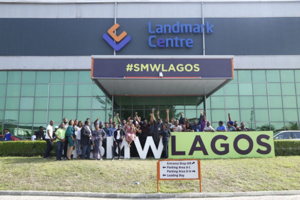 Join Africa's Largest Technology & Media Gathering at #SMWLagos 2019   February 4th-8th
