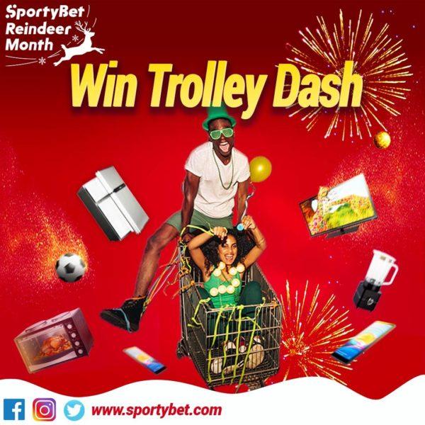 SportyBet Trolley Dash Grand Finale