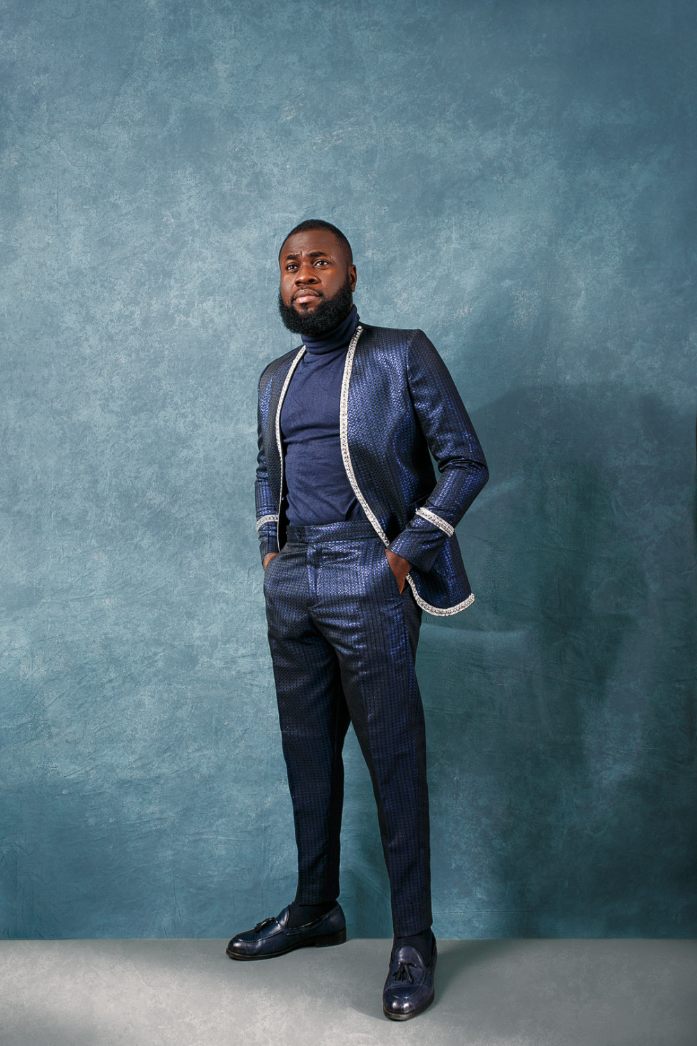 Check out Lasisi Elenu in this Dapper New Lookbook by The ...