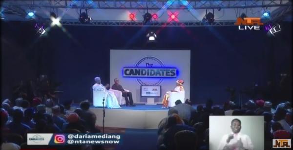 WATCH Atiku & Peter Obi speak on #NGTheCandidates Town Hall on BN | BellaNaija
