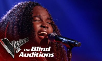 "Bukky Oronti's audition on ""The Voice UK"" is giving us Goosebumps 