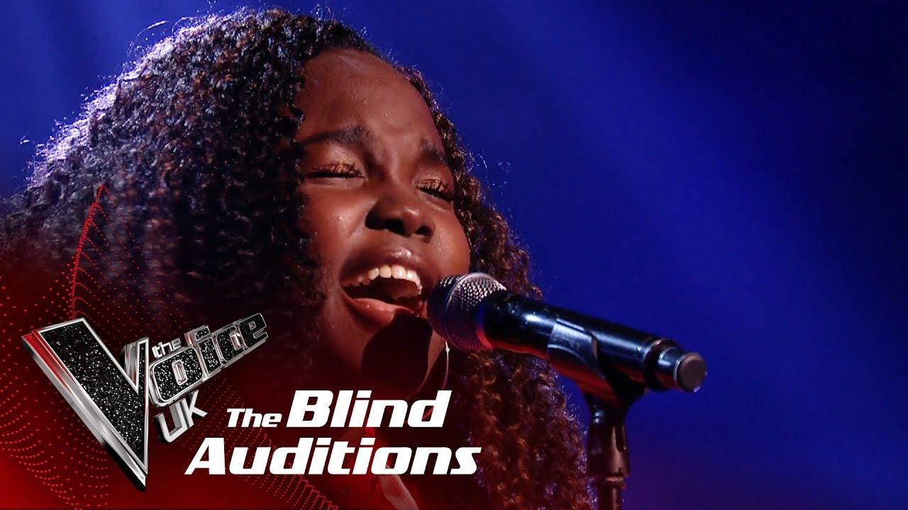"Bukky Oronti's audition on ""The Voice UK"" is giving us Goosebumps   BellaNaija"