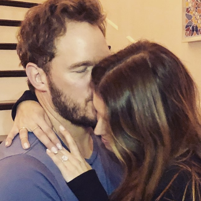 Chris Pratt announces engagement to Schwarzenegger