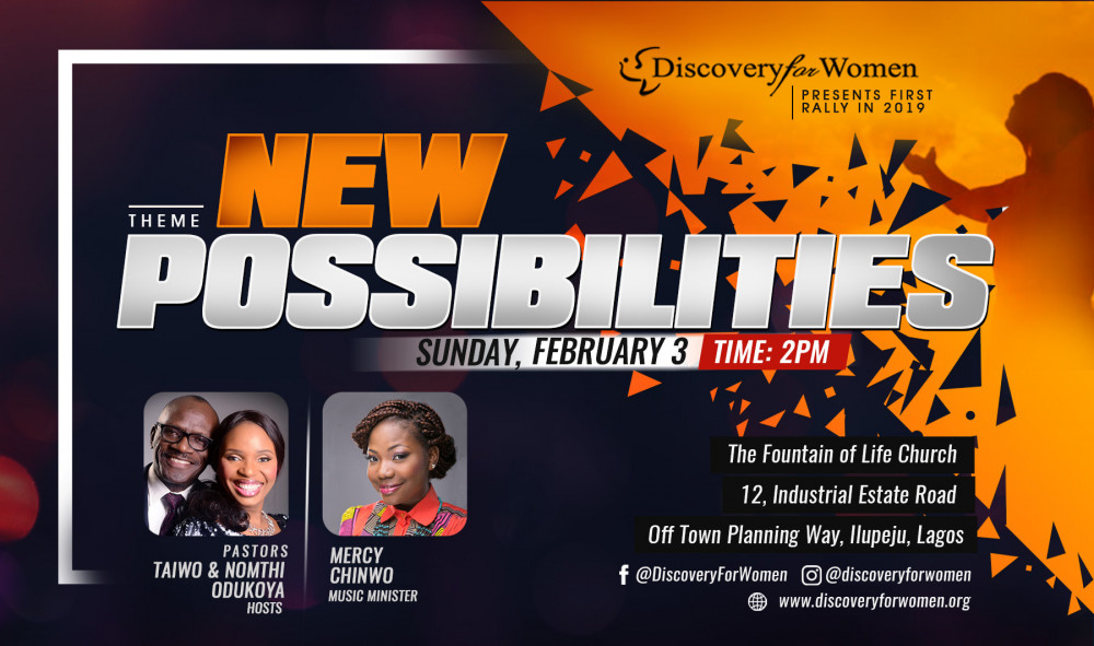 1st Discovery for Women Rally