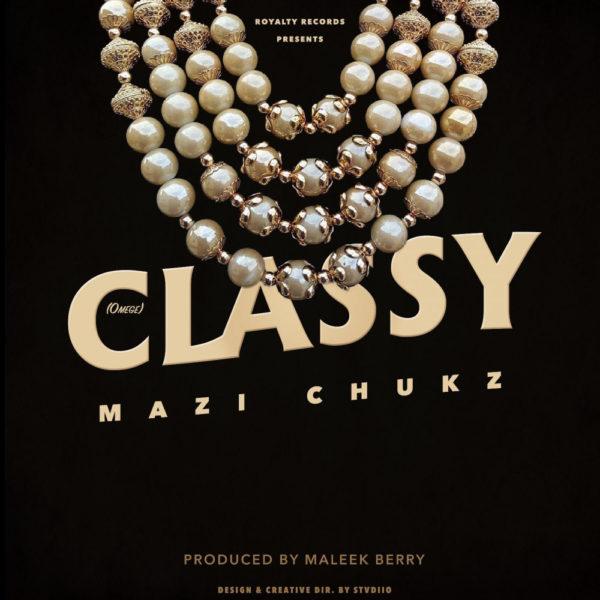 New Music: Mazi Chukz - PRO | BellaNaija