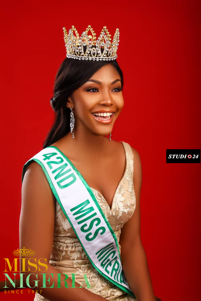 Meet the 42nd Miss Nigeria, Chidinma Aaron