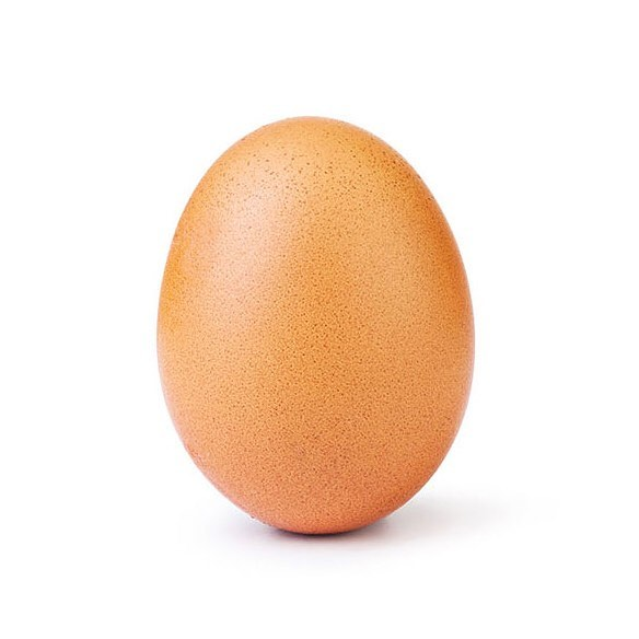 Meet the new Most Like Picture on Instagram: An Egg | BellaNaija