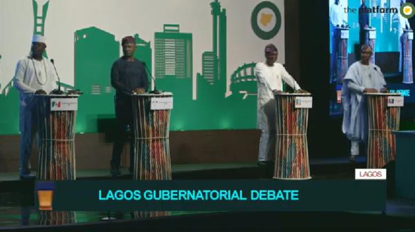 Watch the Platform Lagos State Gubernatorial Debate 2019 on BN TV | BellaNaija