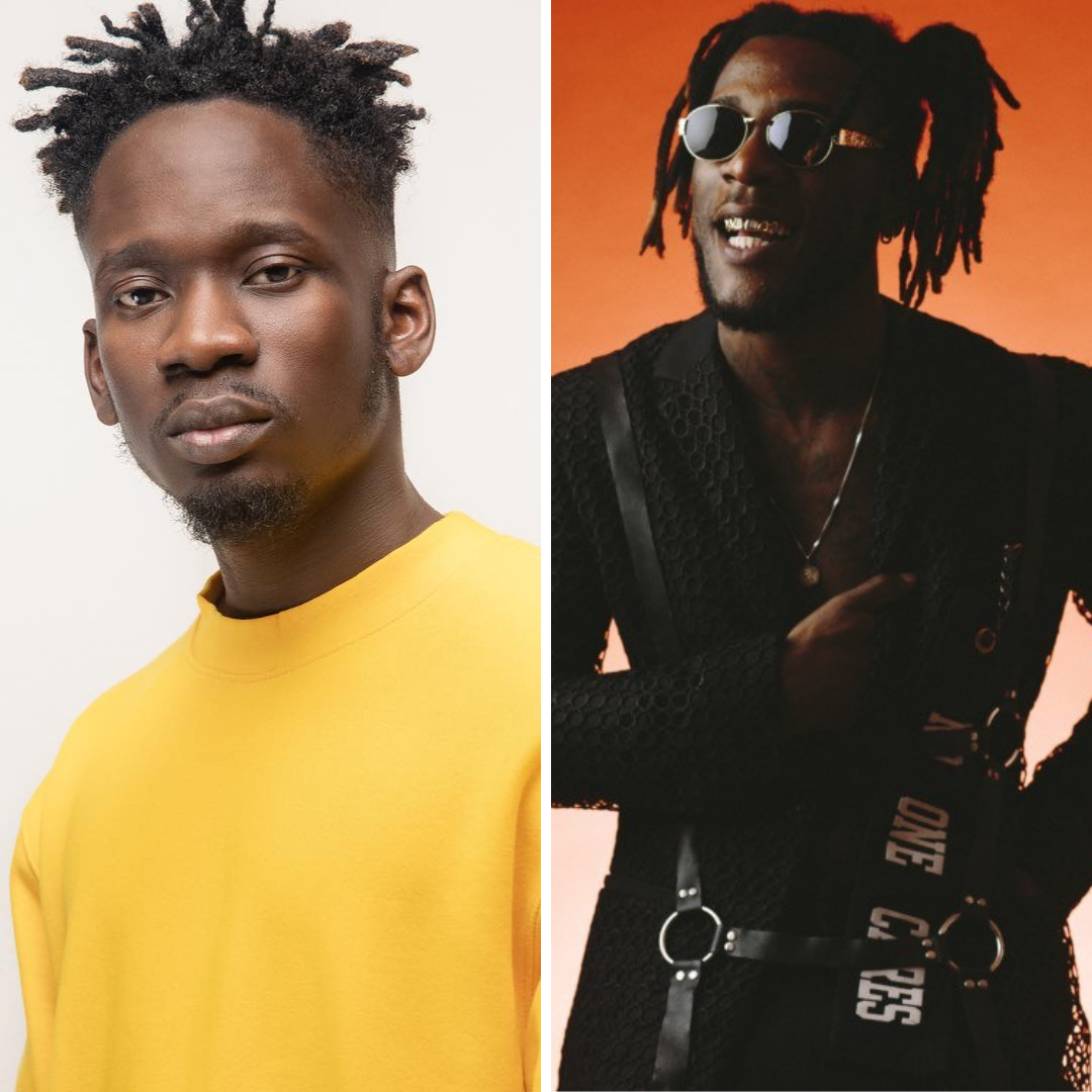 Mr Eazi and Burna Boy to perform at Coachella 20192