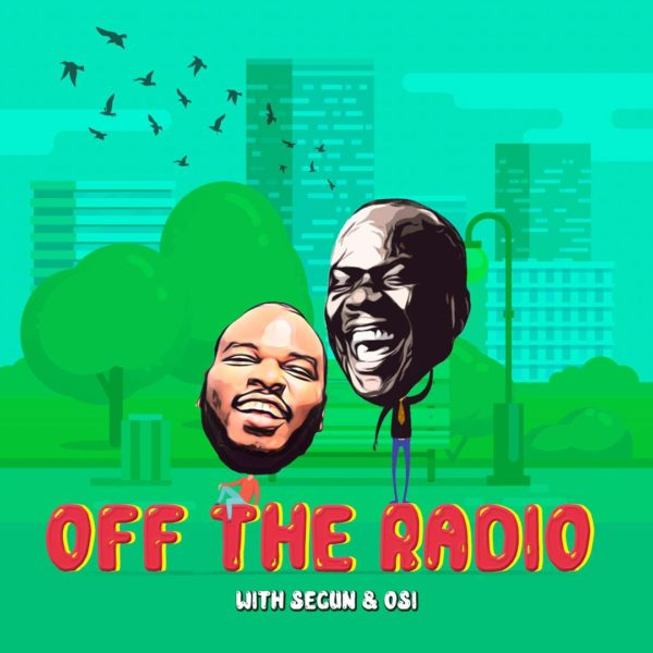 "Listen to Osi & Segun discuss December Events & IJGBs on ""Off the Radio"" Podcast"
