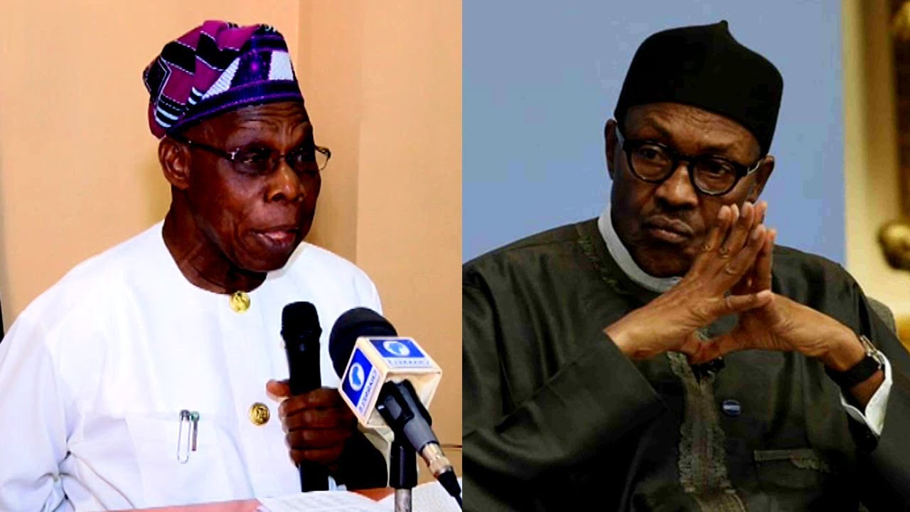 """""""Today, another Abacha Era is here"""" – Obasanjo on Buhari's Administration"""