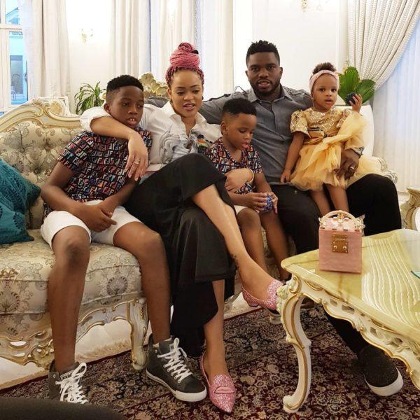 BN Sweet Spot: Adaeze Yobo is Glad the Kids' Nanny is back | BellaNaija