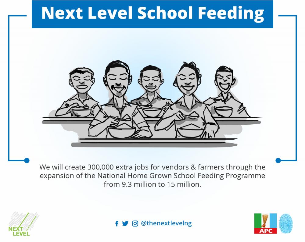 Next Level School Feeding Programme