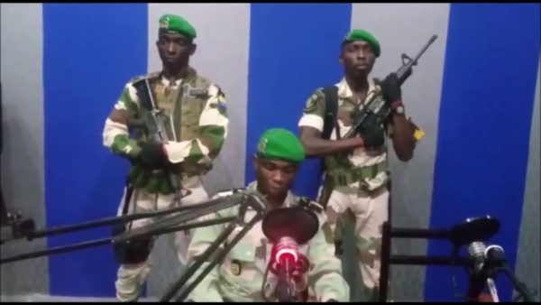 Soldiers in Gabon take over National Radio Station in Coup Attempt | BellaNaija