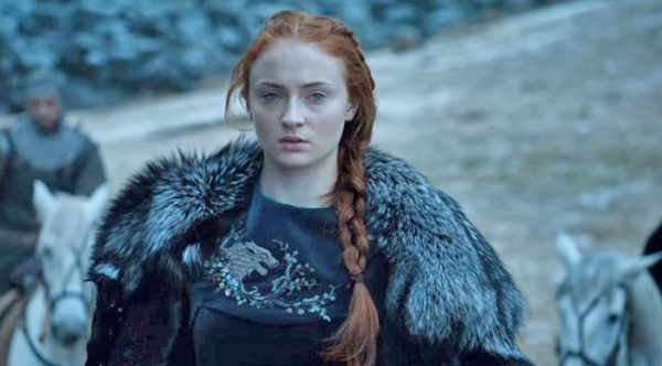 """Sophie Turner has already Revealed the Ending to """"Game of Thrones"""" to her Friends ? 