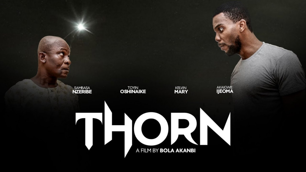 "What happens when deeply-seated hurt reveals itself? WATCH the Accelerate Film Maker Project's Short Film ""Thorn"" by Bola Akanbi"
