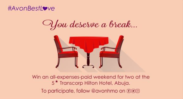 Avon HMO Valentine Giveaway