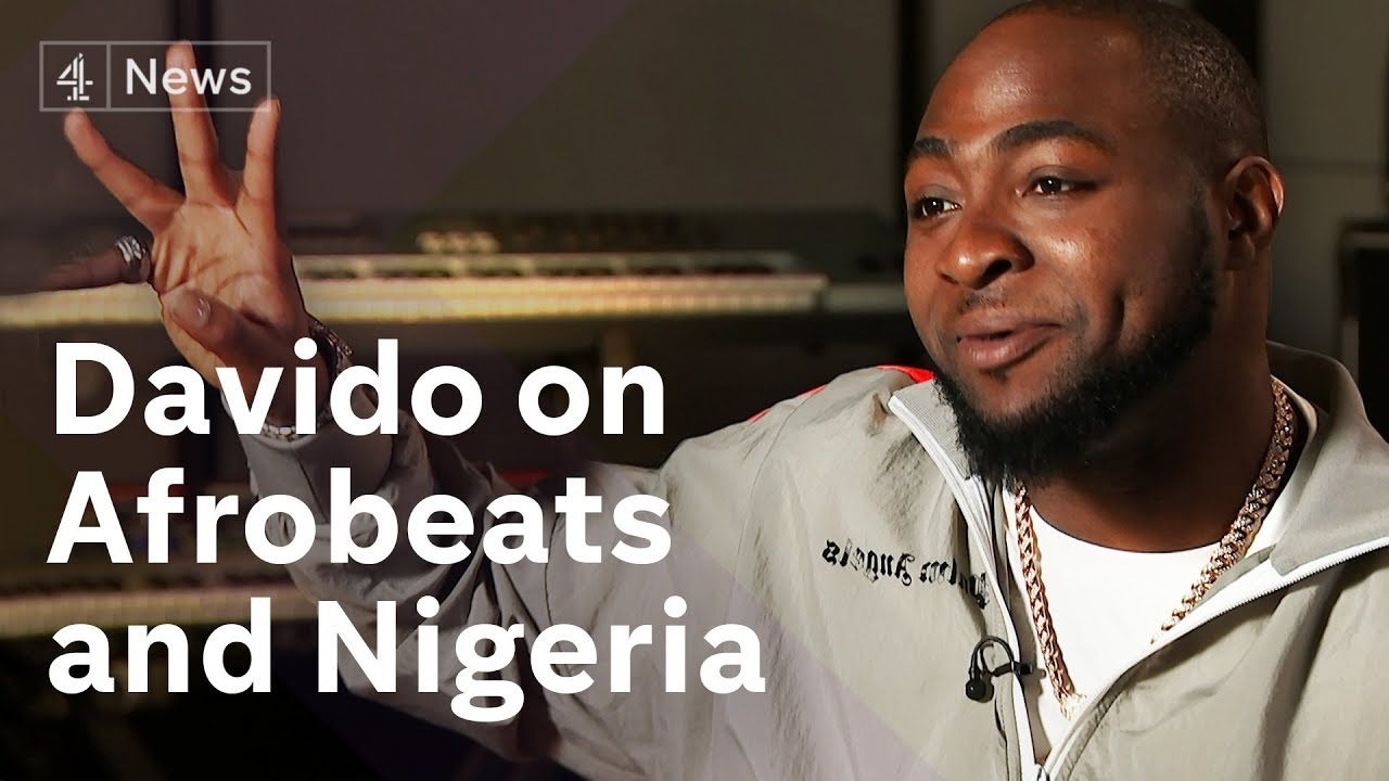 WATCH! Davido speaks to UK's Channel 4 about Music & Possible Career in Politics