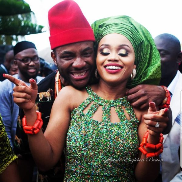 """Marrying you is still by far the best decision I've ever made"" - Cynthia Obi-Uchendu & Husband Ebuka celebrate 3rd Year Anniversary | BellaNaija"