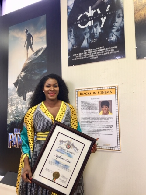 Stephanie Linus special recognition PAFF