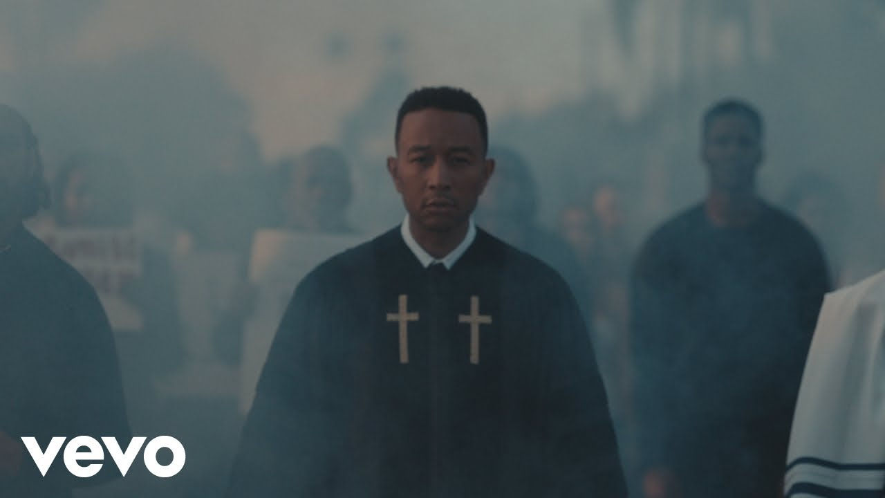 New Video: John Legend — Preach
