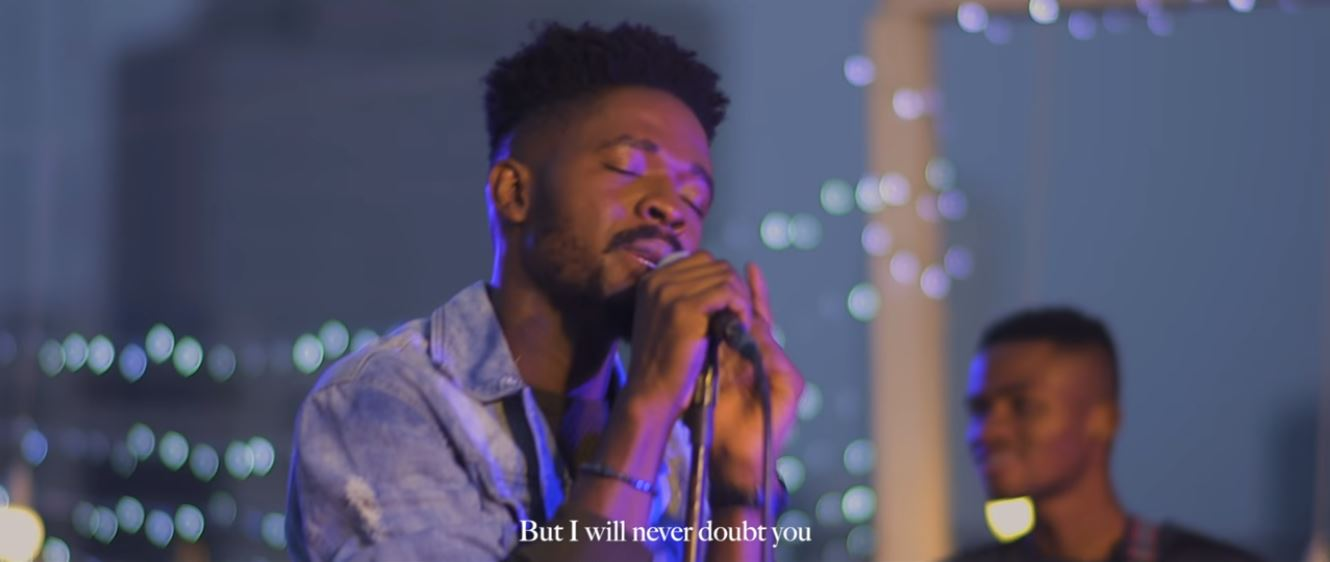 Johnny Drille forever
