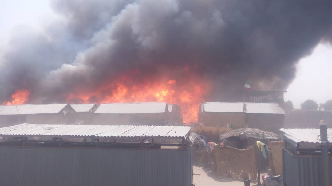Explosion injures Two, destroys Properties in Lagos - BellaNaija