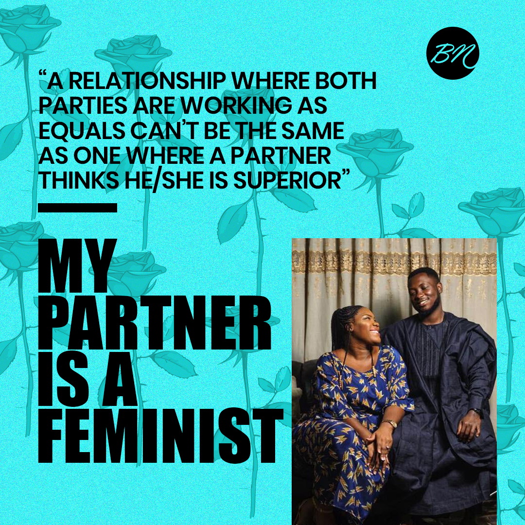 My Partner is a Feminist