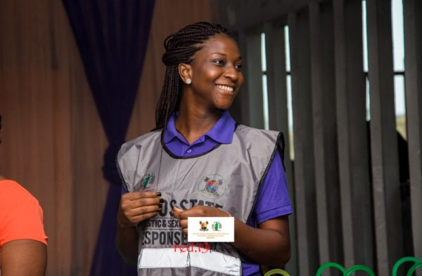 Titilola Vivour-Adeniyi is Dedicated to Making Lagos State Safe From the Terror of Rape & Domestic Violence
