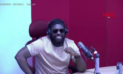 Timaya interview super drive