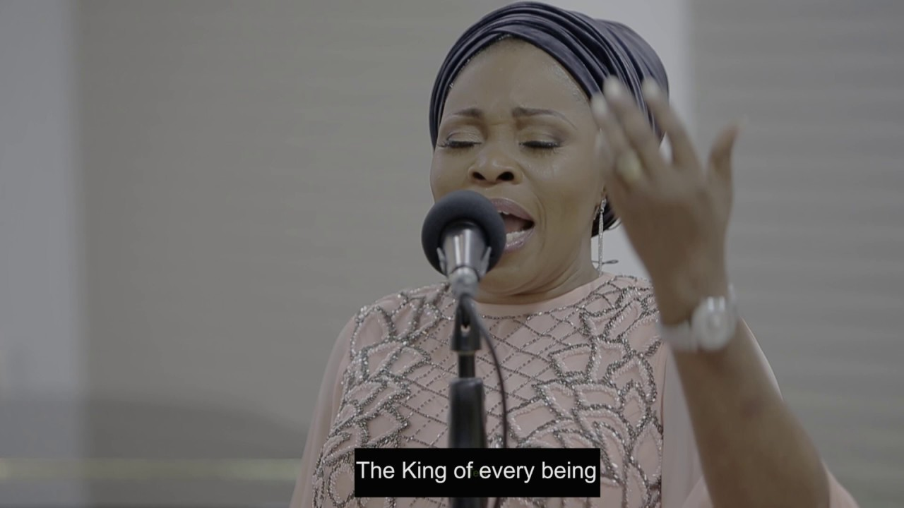 """WATCH Tope Alabi & TY Bello's Moving Spontaneous Worship Song """"WAR"""""""