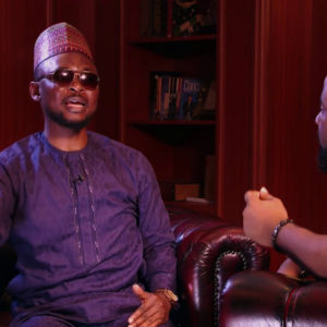 VJ Adams and Japhet Omojuwa