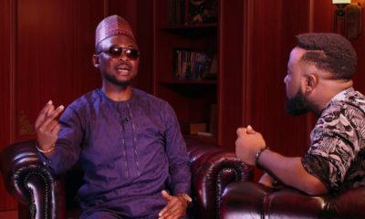 VJ Adams and Japhet Omojuwa