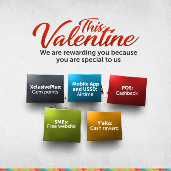 Access Bank, Diamond Bank Valentine Promo