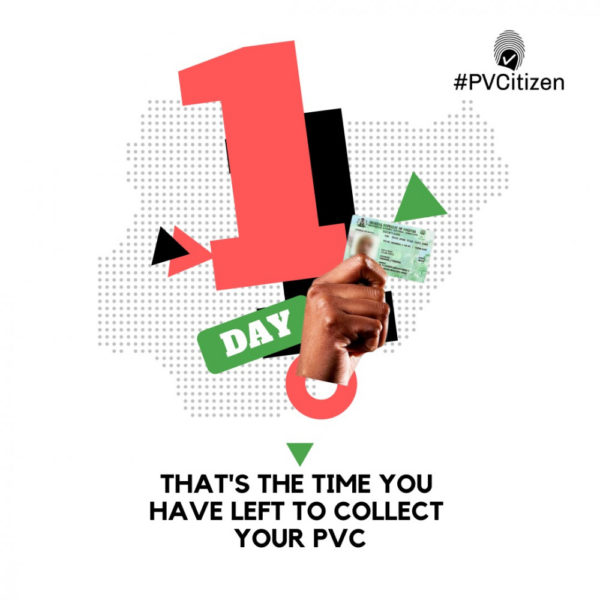 #PVCitizen: You Have Less Than 48 Hours to Pick Up Your PVC | BellaNaija