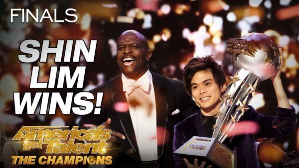americas got talent the champions 2019 winner