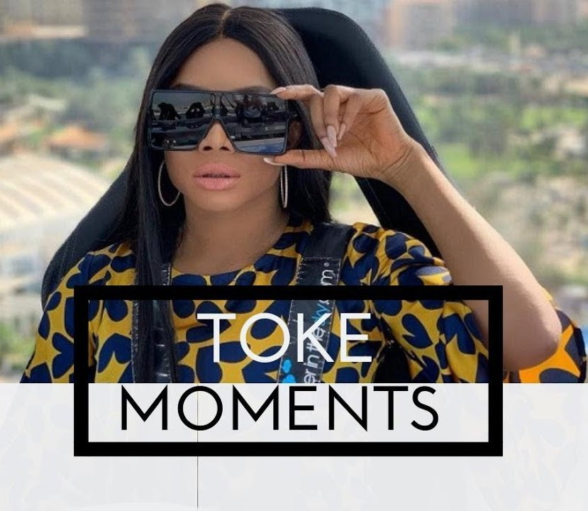 """The heart is such a fraud"" – Toke Makinwa recalls making Prayer Requests for her Ex in New VLog Episode 