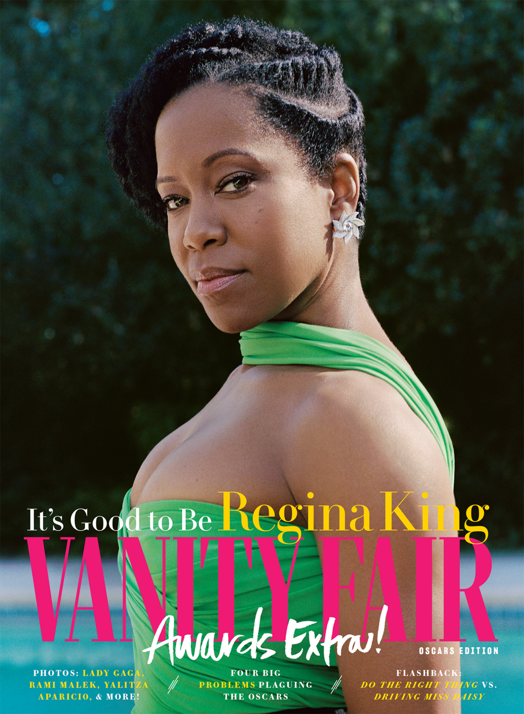 Regina King is Gorgeous on the cover of Vanity Fair's Award Extra Magazine