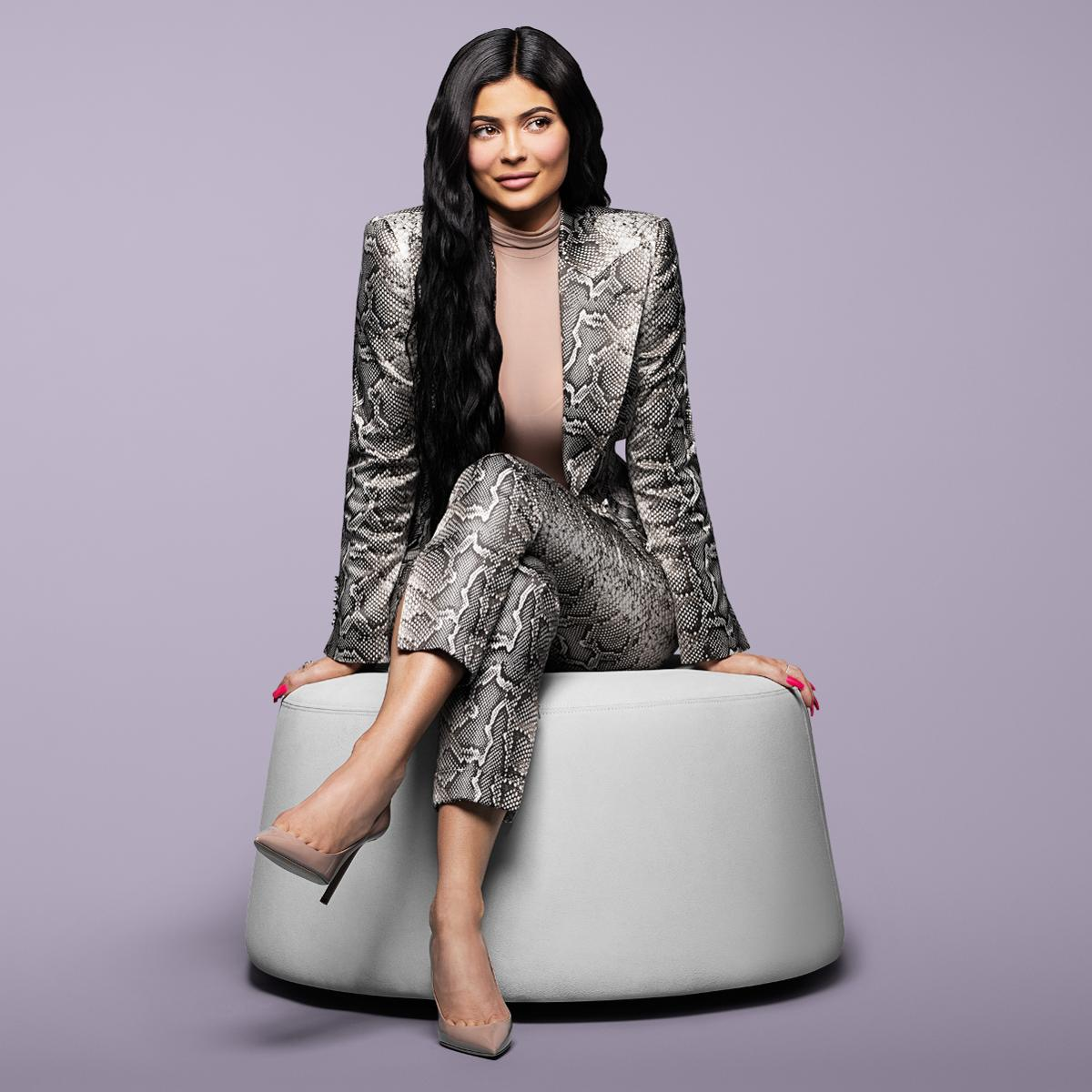 "Forbes explains why it Described Kylie Jenner as ""Self-Made Billionaire"""