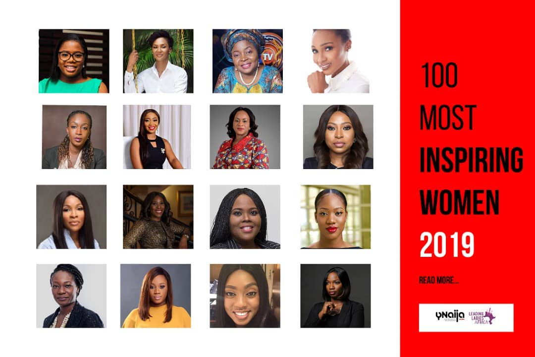 Leading Ladies Africa's 100 Most Inspiring Women in Nigeria for 2019 - BellaNaija