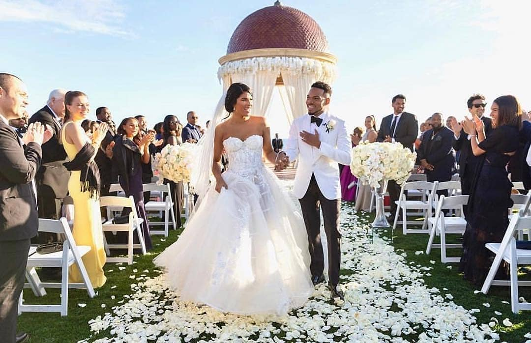 Chance The Rapper Amp Kristen Corley Are Officially Married